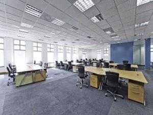 Knyvett House - Open WorkSpace