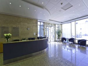 Knyvett House - Reception