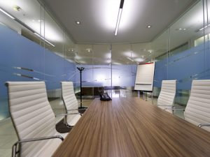 One Canada Square - Meeting Room