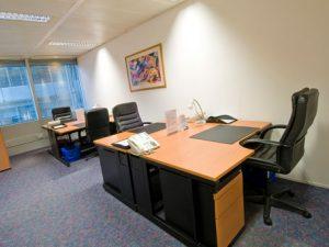 Regent's Place - Open Workspace