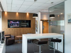 The Quadrant - Office Business Lounge