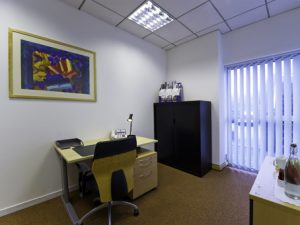 The Quadrant - Office Workspace Room