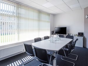 The Quorum - Office Meeting Room